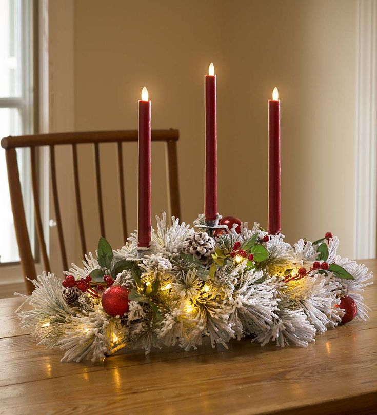 How To Perfect Your Christmas Table Decorations  CnNzLTAtNUIyZmRh: 17 Best Images About Holiday Decorating Ideas