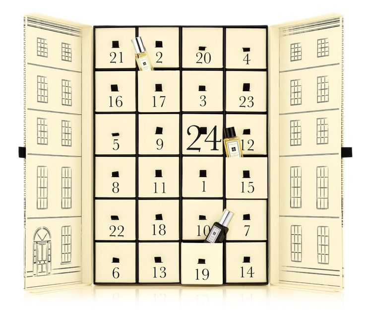 The best beauty advent calendars for 2015 - Jo Malone