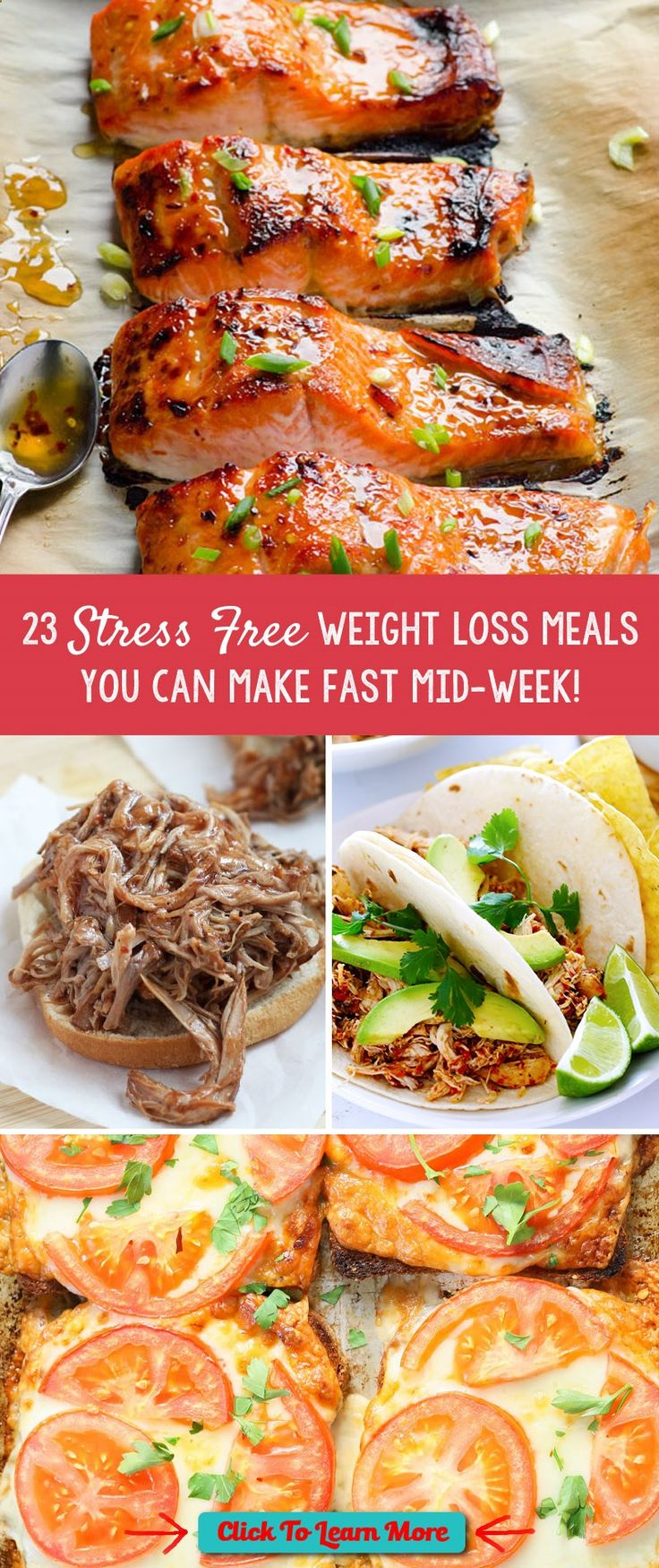 #FastestWayToLoseWeight by EATING, Click to learn more, 23 Stress Free Weight Loss Meals You Can Make Fast Mid-Week! , #HealthyRecipes, #FitnessRecipes, #BurnFatRecipes, #WeightLossRecipes, #WeightLossDiets