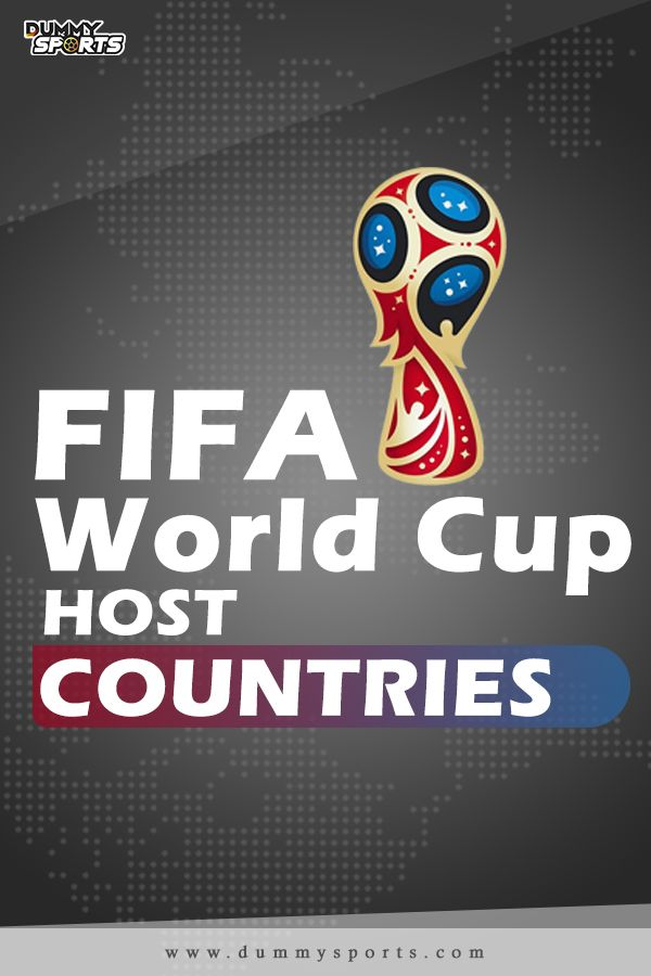Fifa World Cup Host Countries List World Cup Football Updates Fifa