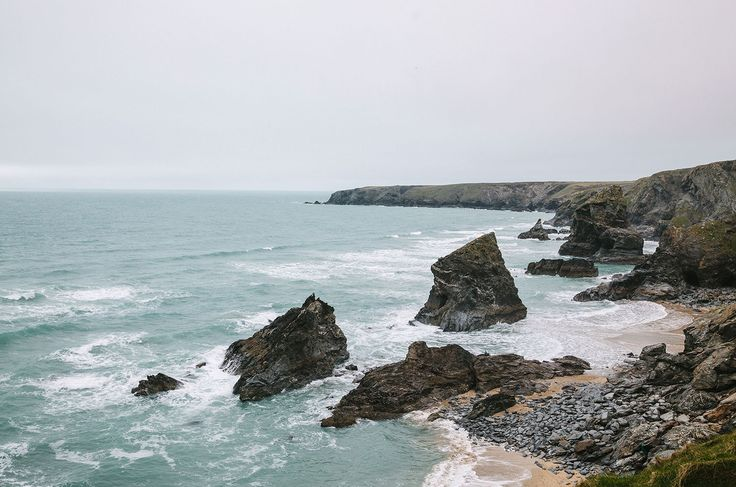 North Cornish Coast, The Scarlet and Bedruthian Steps | Cereal Mag