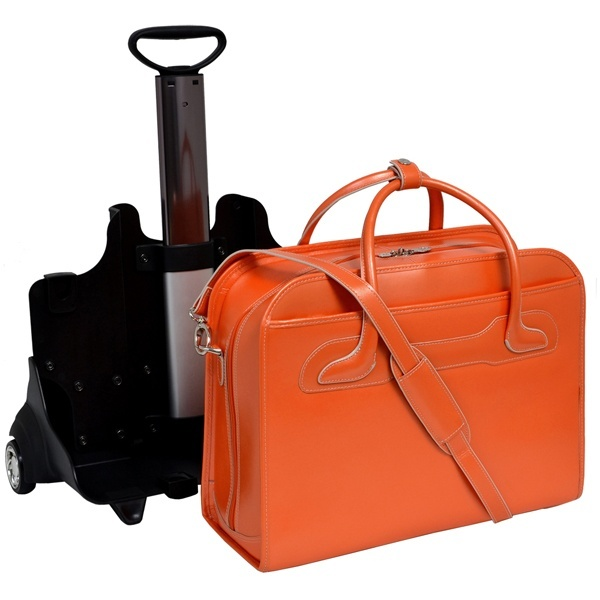 Rolling Briefcase I Need One With A Section For My Laptop Notebookisc Portable Office Fun Color Would Be Plus