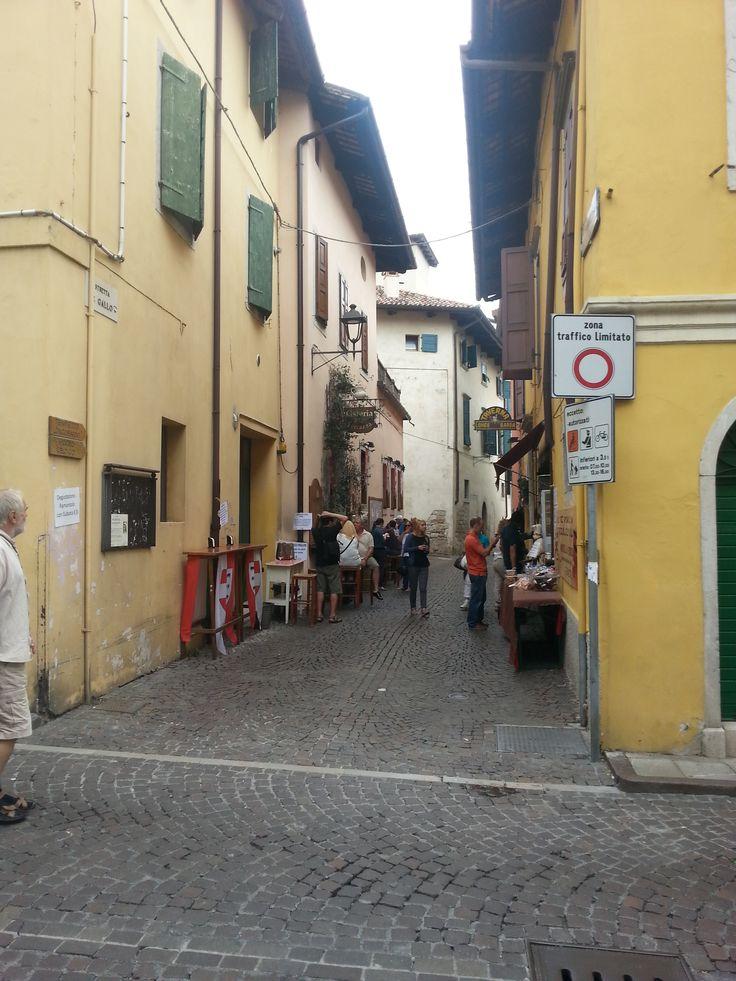Cividale del Friuli in treno da Trieste