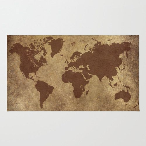 World Map Baby Rug: 1000+ Ideas About World Map Decor On Pinterest