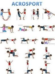 image result for gymnastics partner balance activities