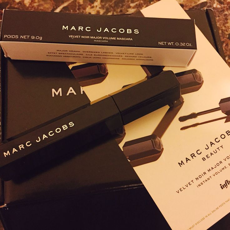 Marc Jacobs voxbox from Influenster!