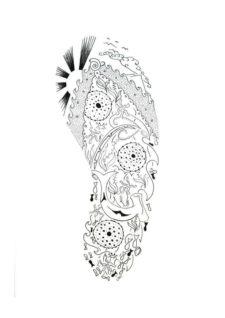 NZ Guys Jandal Illustration. Ink pen hand #Drawing like a #Zentangle www.facebook.com/jonismithart to buy any of my art or art prints