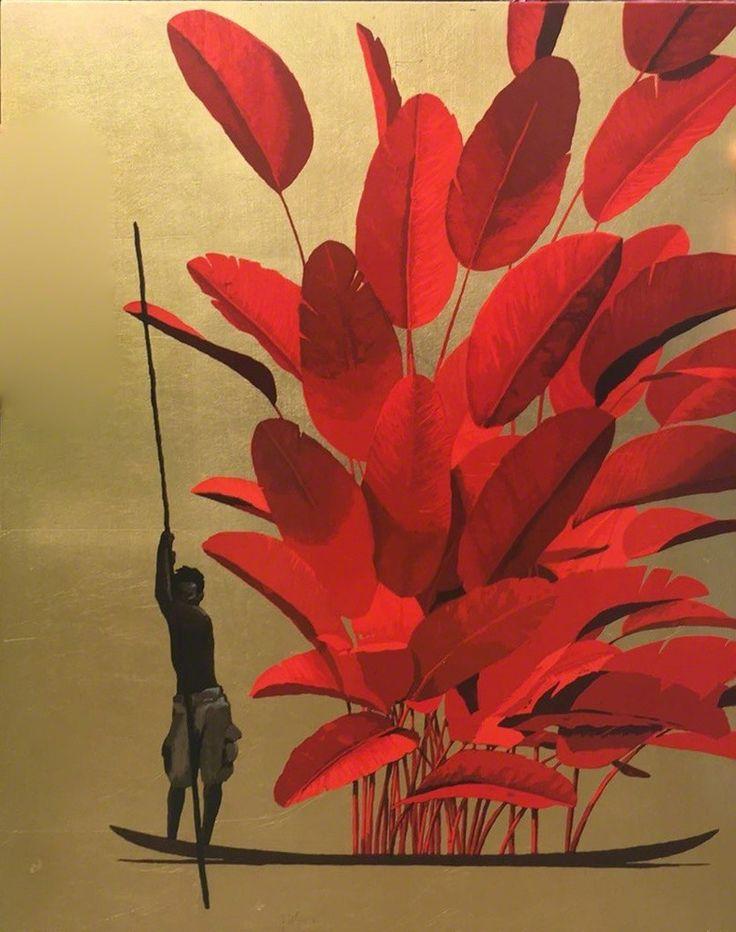 Pedro Ruiz, Bijao, 2016, Beatriz Esguerra Art