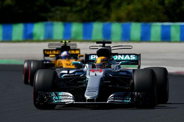 F1 2017 stream en vivo: hora de Inicio, el horario de TV, y cómo ver Gran Premio de hungría en línea