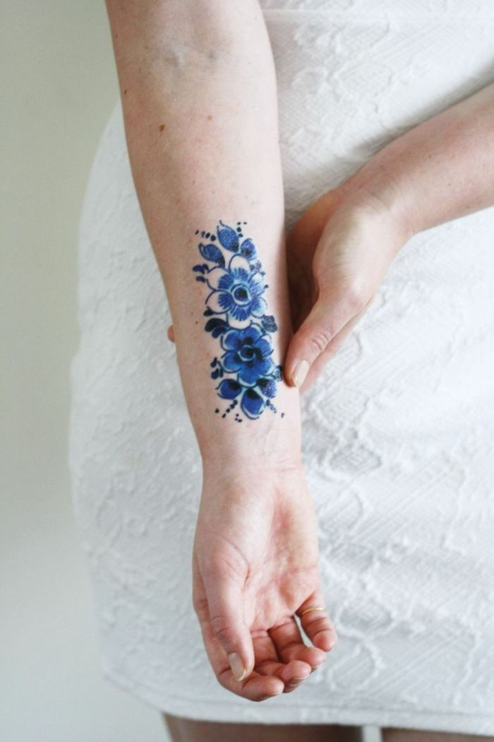 1001 Ideas De Tatuajes De Flores En Diferentes Estilos Tatoo