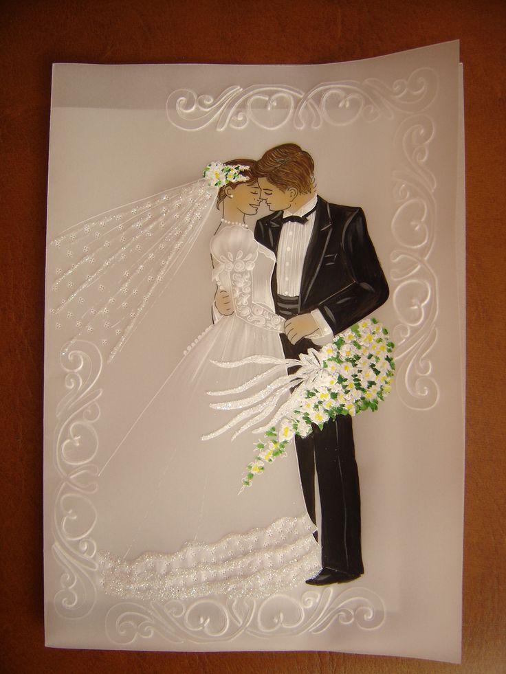 hermoso parte de matrimonio