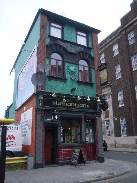 I miss the Adelaide Shenanigans Pub, this one is in Liverpool