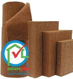Hennep isolatieplaten zijn ideaal voor het isoleren van daken, muren en vloeren en zijn vrij van schadelijke stoffen. Hennep garandeert een perfecte bescherming tegen de koude in de winter én de warmte in de zomer.