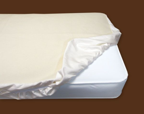 Naturepedic Organic Cotton Waterproof Mattress Pads Flannel Baby Time Pinterest And