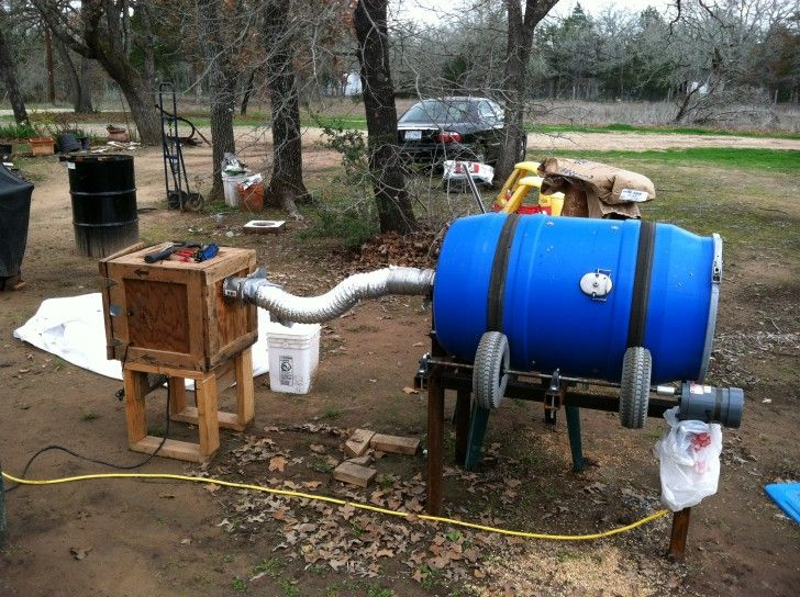 13 Ways a Survivalist Can Use a 55 Gallon Drum - Page 8 of 14