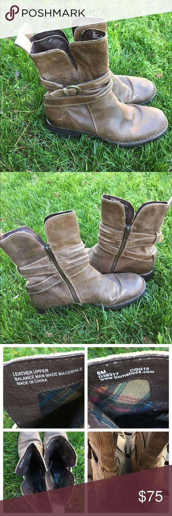 Born Boots Size 8 Born Boots Size 8 Born Shoes Combat & Moto Boots