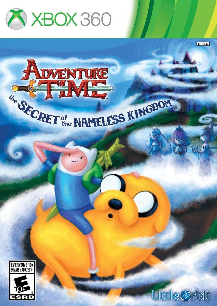 Vad är klockan? Det är dags för ett Adventure Time videospel! Den tredje delen i den matematiska Adventure Time videospelets franchise, Adventure Time: ...