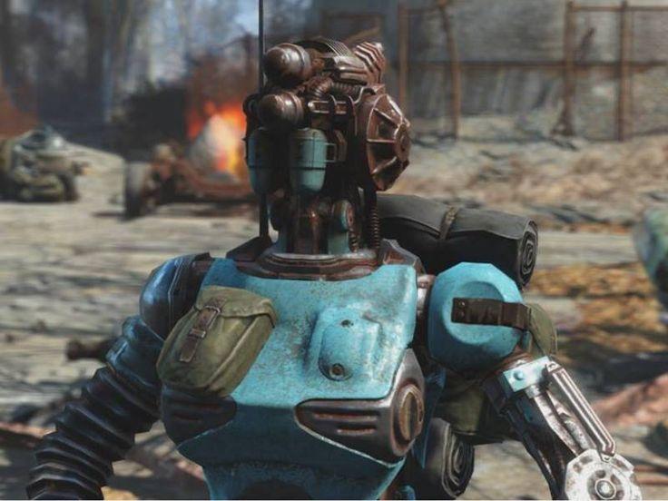 Fallout 4 Automatron DLC: Bethesda Introduces Ada, Your Customizable Robot Companion
