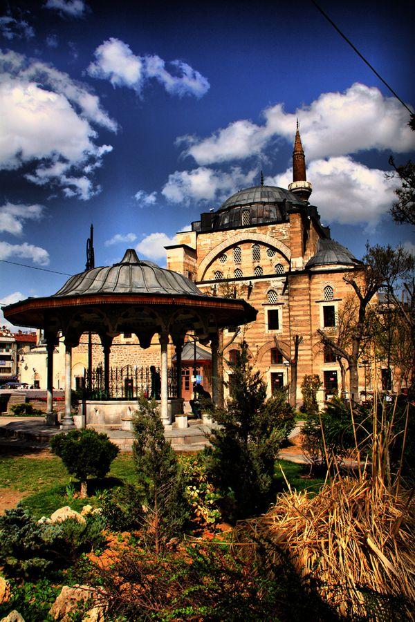 Şerafettin Camii / Konya, Türkiye #kitsakis