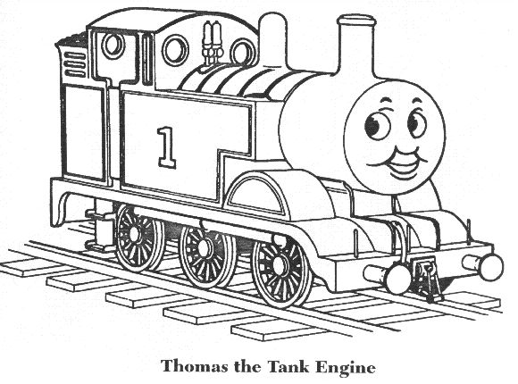 11 best Thomas Friends coloring page images on Pinterest