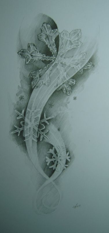snowflakes by ~MOTH-Simeonov on deviantART