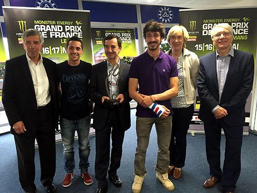 7 mai 2015 – GP de France Vitesse