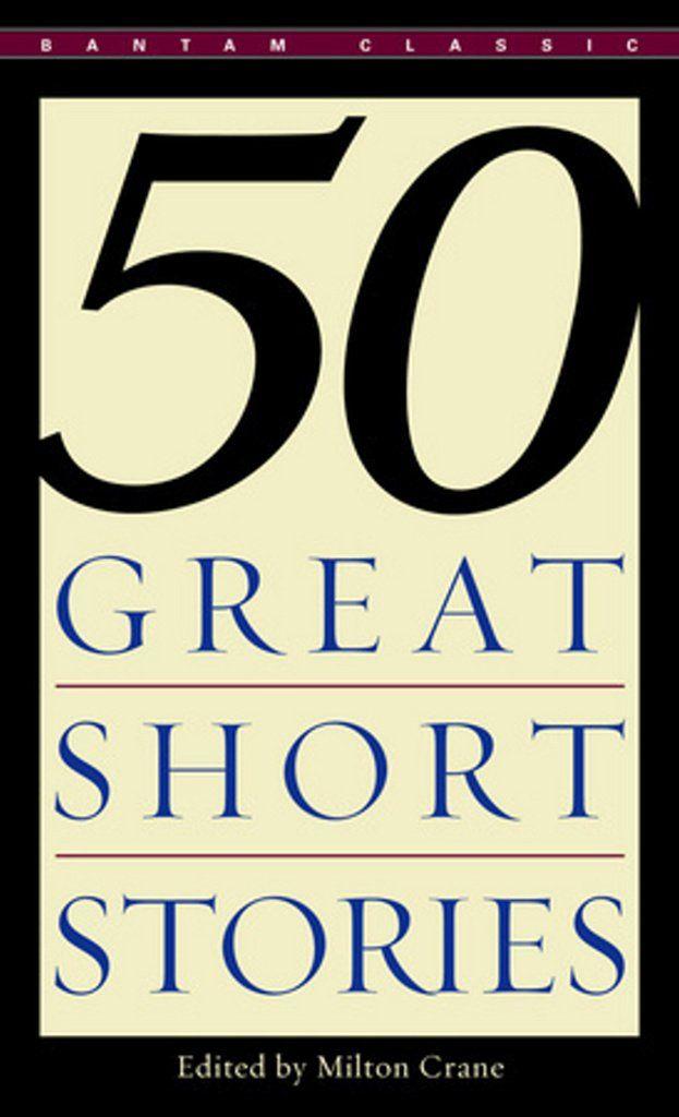 Fifty Great Short Stories (Bantam Classics)  #short #stories