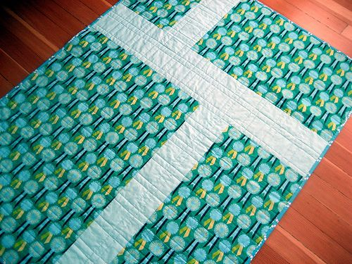 red letter day plus quilt back.  Like this quilt back for fabric that is not quiet wide or long enough.