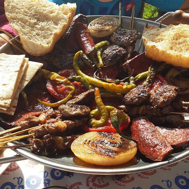 Turkish Kebab - Great food!