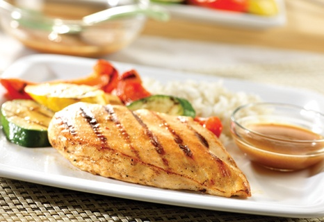 Asian Grilled Chicken | Recipe