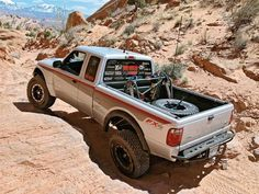 PROJECT 2002 FORD RANGER FX4, PART 9: ODDS AND ENDS