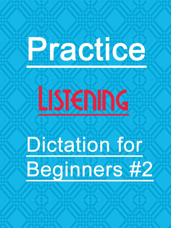 French Listening Practice - Lawless French Listening ...