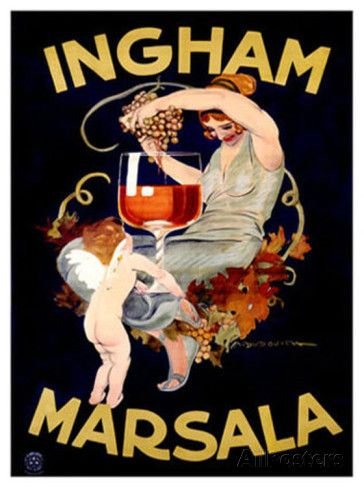 Ingham Marsala Giclee Print by Marcello Dudovich at AllPosters.com