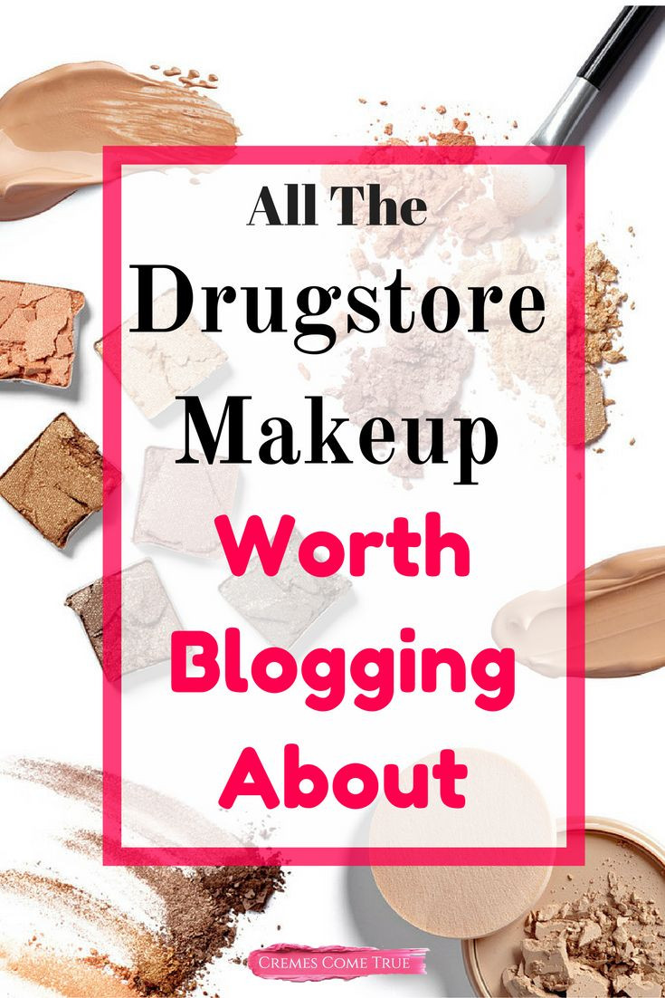 The category of my blog where only my favorite drugstore makeup gets a review.