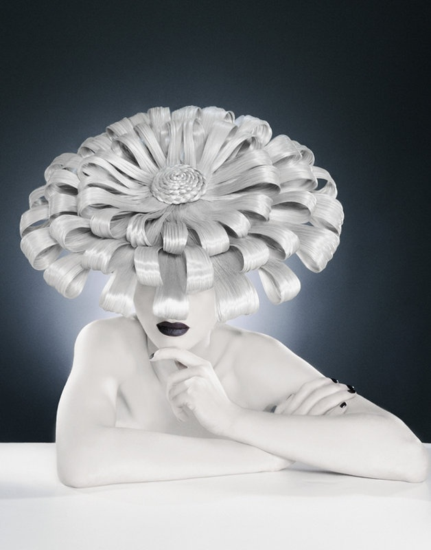 Ron Goldstein avant garde hair