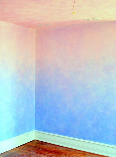 Blue Wall Paint 579 best muren images on pinterest | home, projects and children