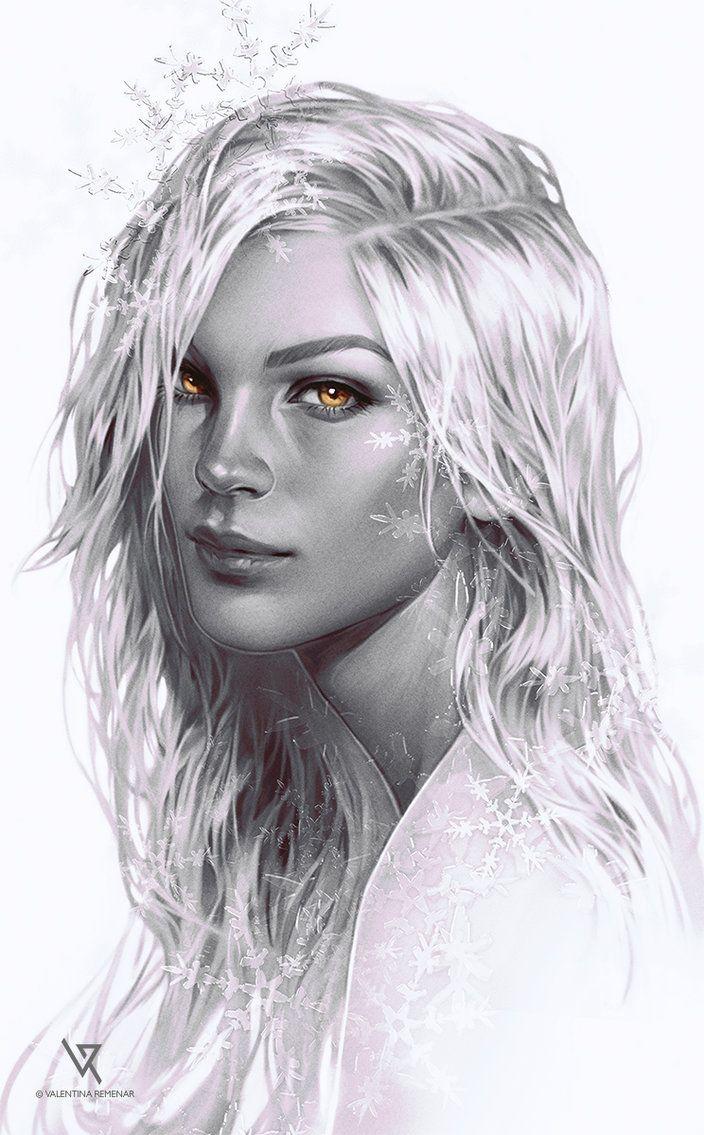 The Weaver by Valentina-Remenar on DeviantArt