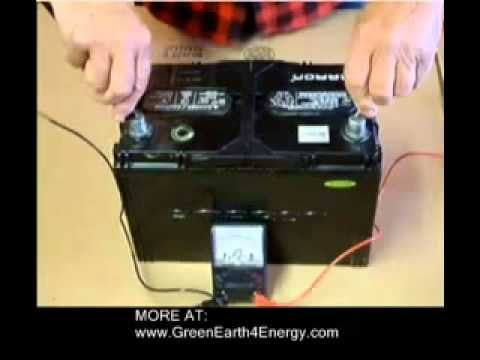 Dead Battery Repair - How to Recondition Batteries at Home - YouTube