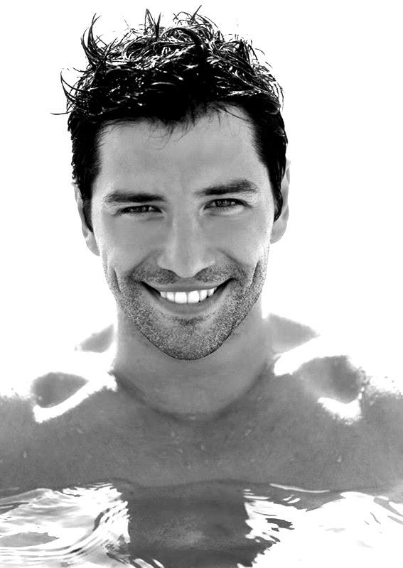 Sakis Rouvas , Greek singer - performer.