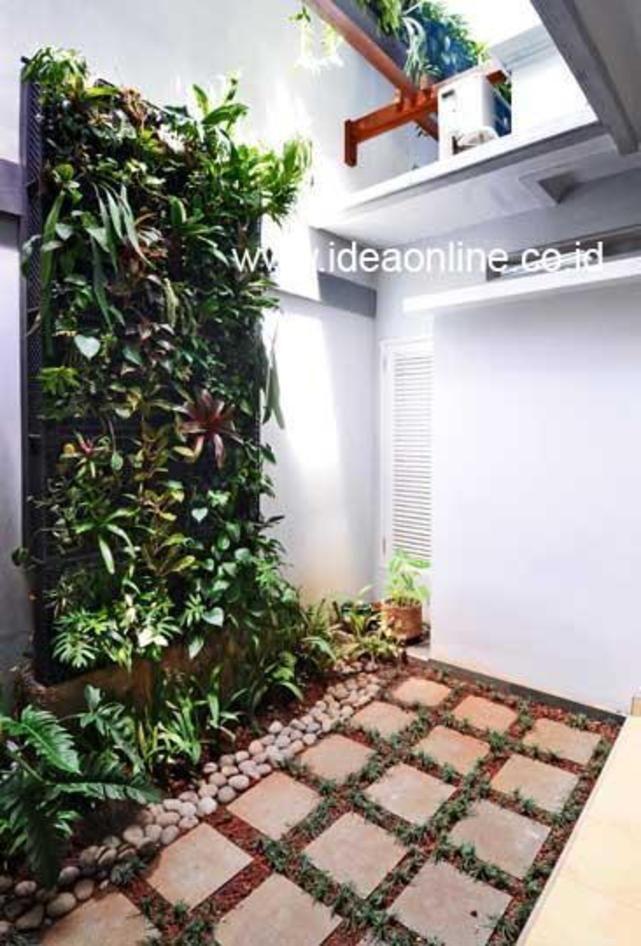 Taman Vertikal, Solusi Berkebun di Rumah Mungil