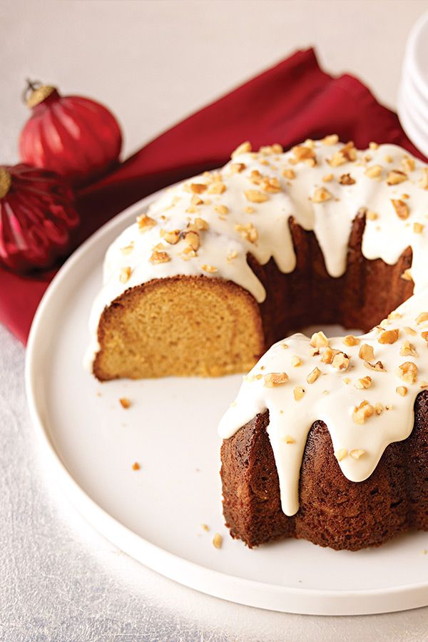 Kraft Recipes French Vanilla Caramel Cake