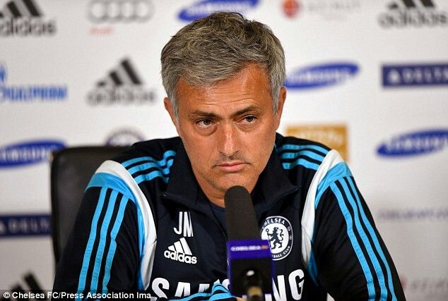 JOSE MOURINHO: My CHELSEA team are beautiful and Roman Abramovich is happy...