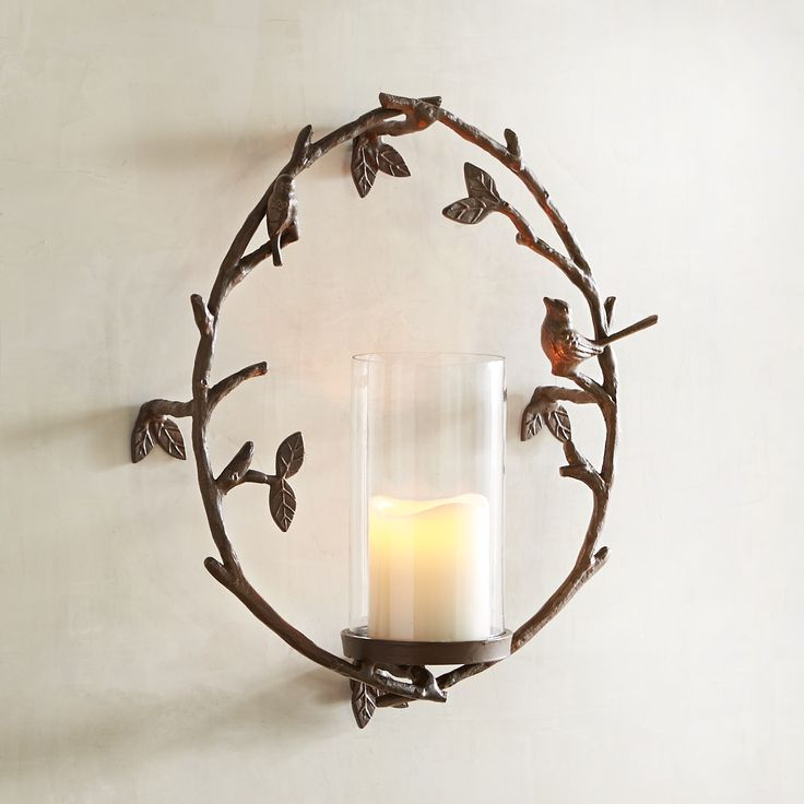 Sconces Wall Holders: 25+ Best Ideas About Candle Wall Sconces On Pinterest