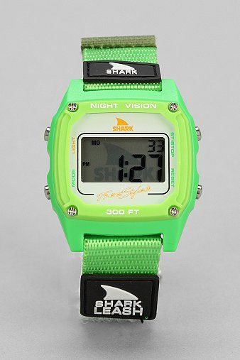 80's flashback!!! Shark watches were so awesome!