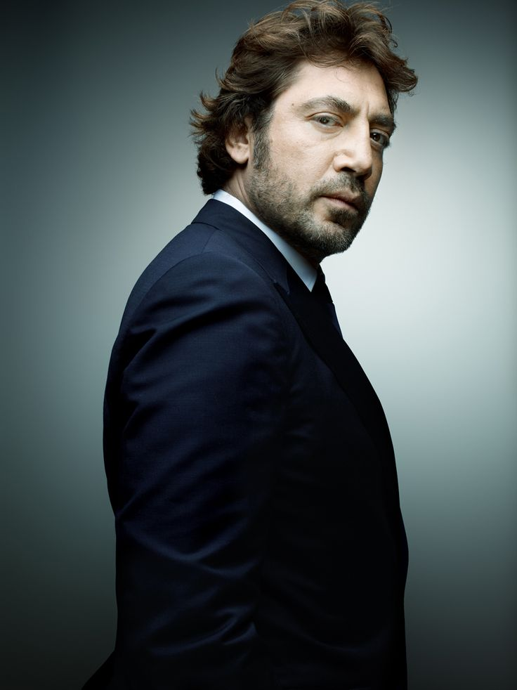 Javier Bardem by Denis Rouvre