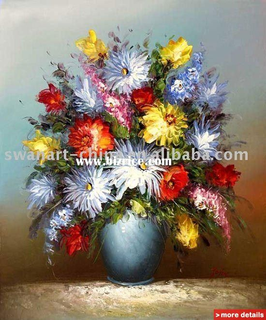 Palette Knife Oil Painting Art - Bizrice.