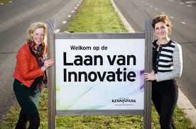 Innovatie. Innovatie is een speerpunt, wij staan open voor nieuwe ideeën en zetten daarbij in op de drie O's; onderwijs, ondernemers en overheid.
