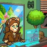 VIDEO -> youtu.be/TjvVwzEmGTI ---------------------- Someone asked to make a fanart of Outerminds' new game, the PewDiePie's Tuber Simulator. Since I'm (still) addicted to the game, I did this r...