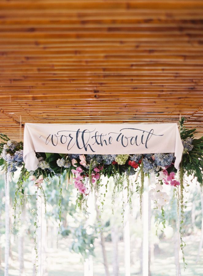 Best 25+ Wedding banners ideas on Pinterest | Burlap banner ...