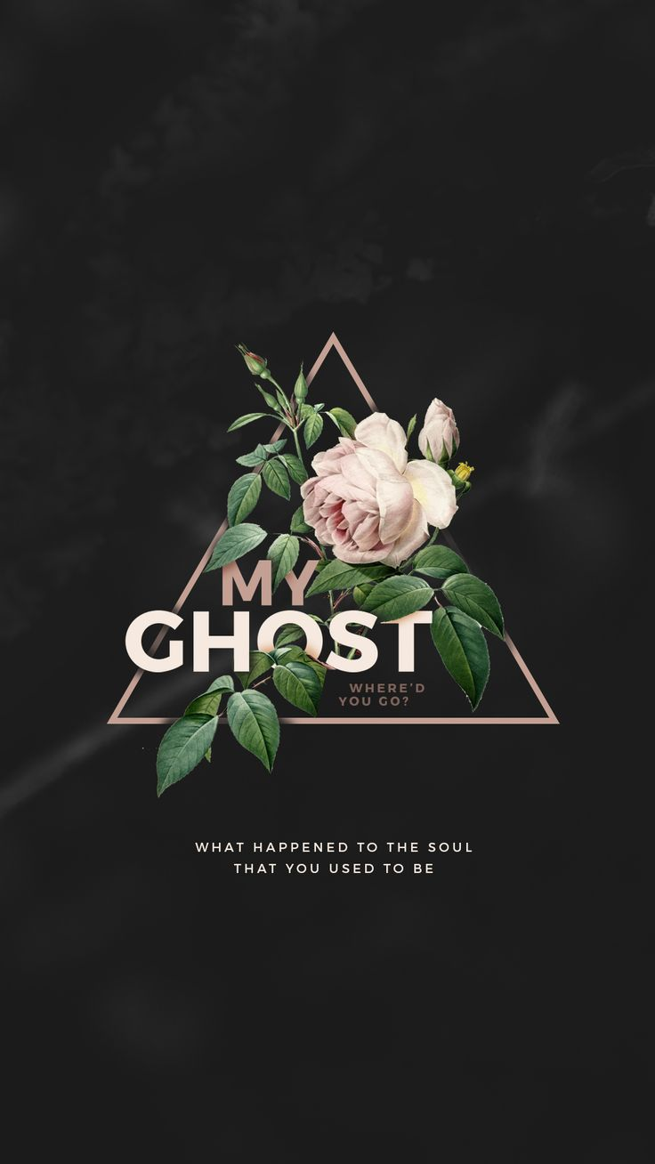 kaespo — lockscreens no. 17 - ghost lyrics by halsey - for...